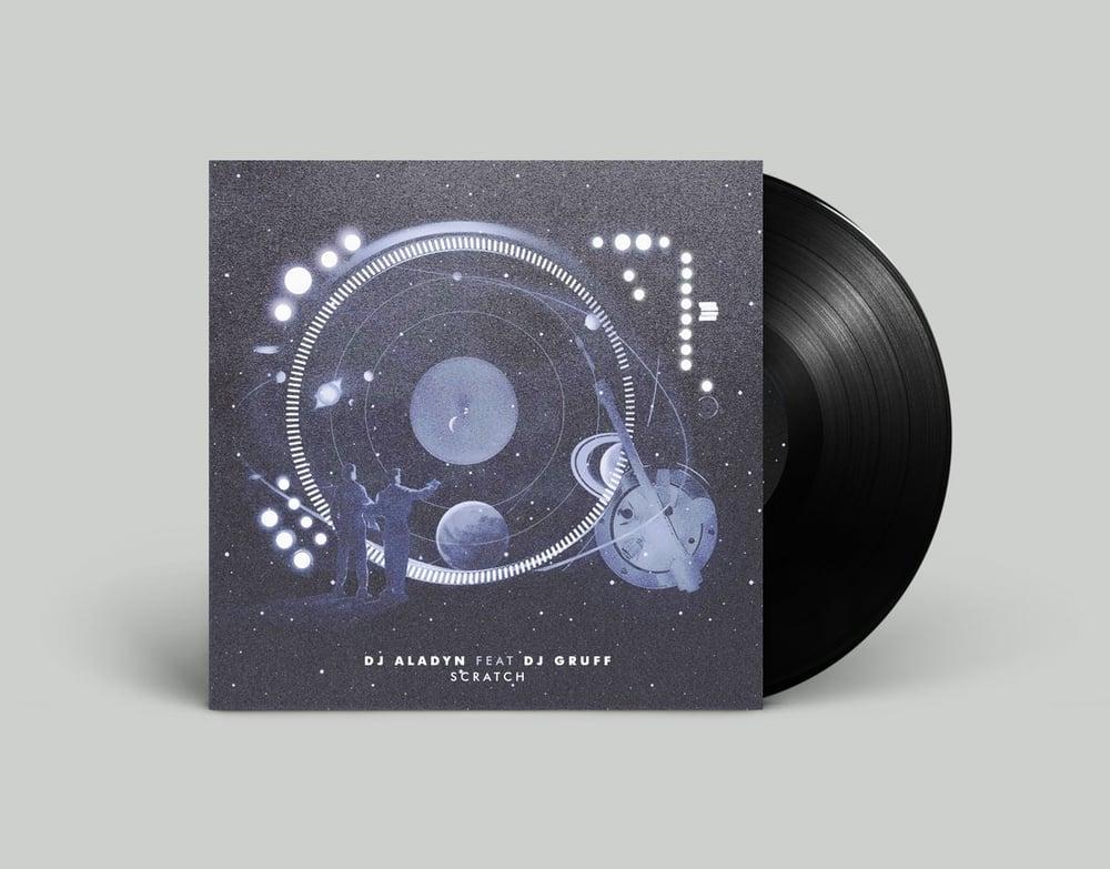 "Image of 12"" Vinyl - DJ Aladyn x DJ Gruff - Scratch"