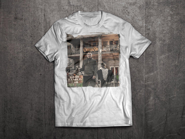 Image of GFF White T-Shirt
