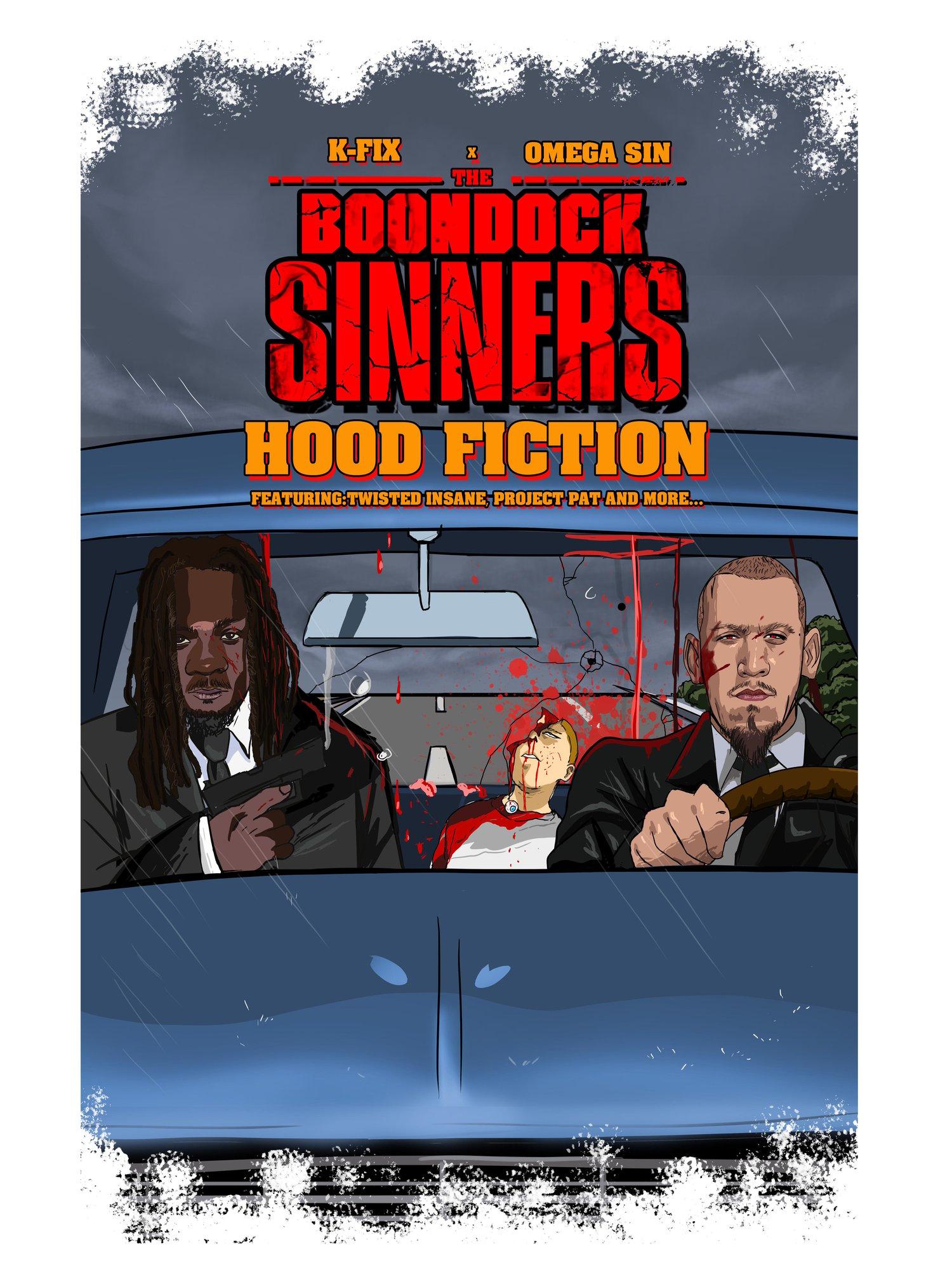 Image of Boondock Sinners T-Shirt