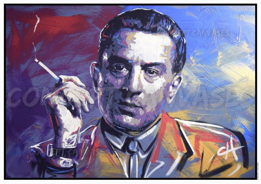 Image of Sam 'Ace' Rothstein A3 Print