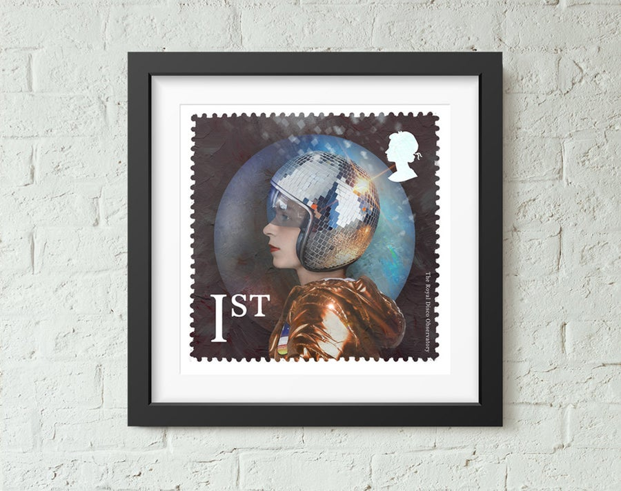 Image of R.D.O Stamp
