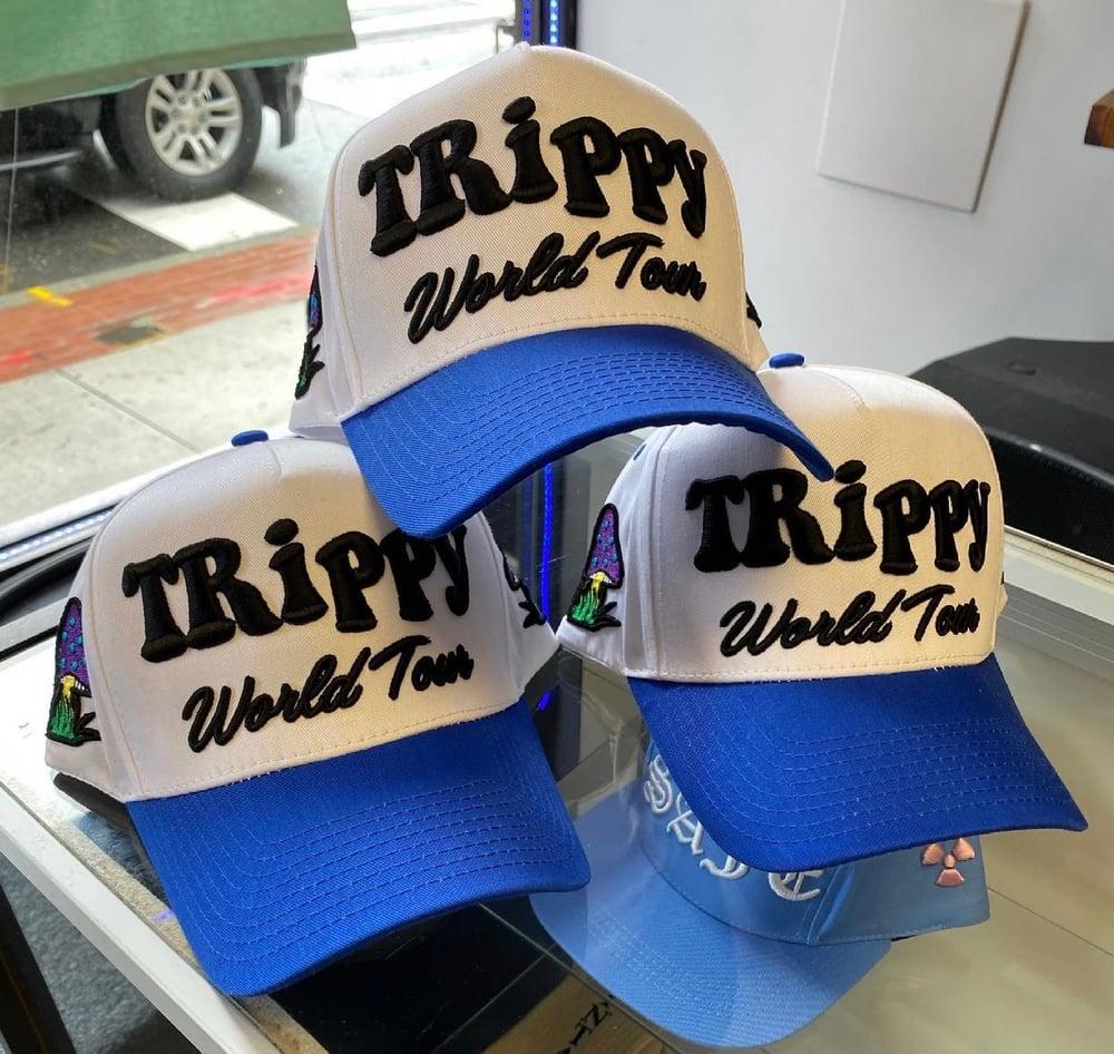 Image of TFG Royal Blue Trippy World Tour