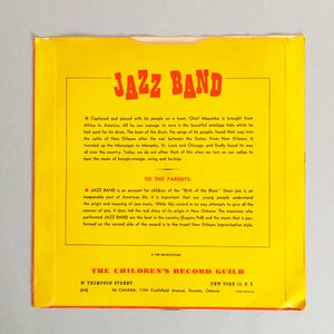 Image of Disque CRG Jazz Band
