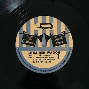 Image of Disque CRG Little Red Wagon