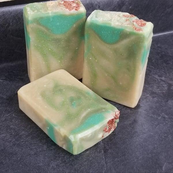 Image of White Tea & Ginger Soap