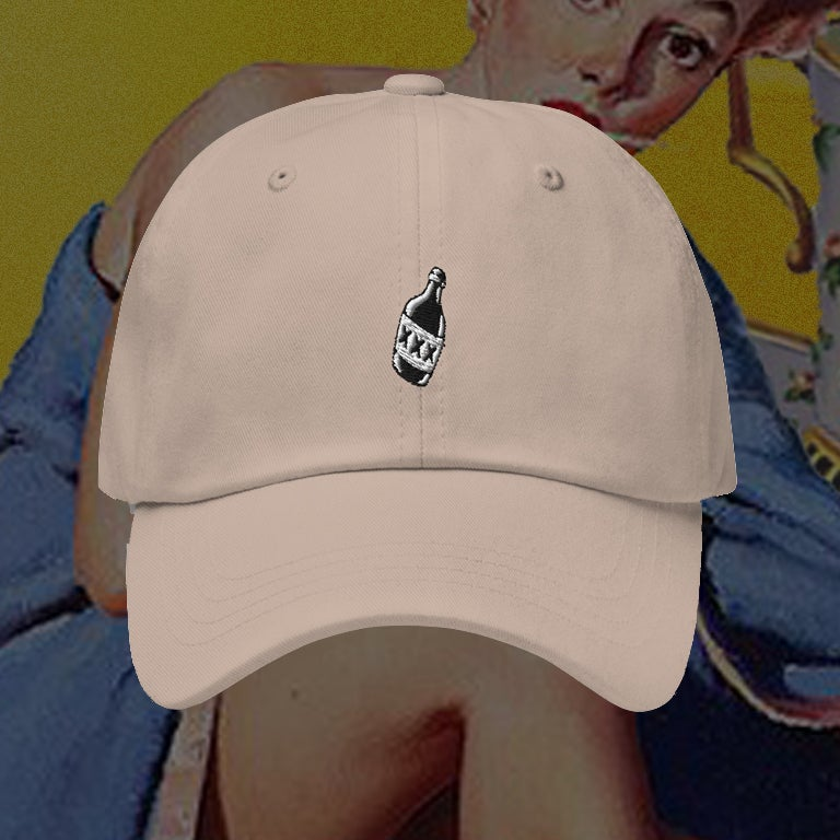 Out Sick - Embroidered Dad Hat
