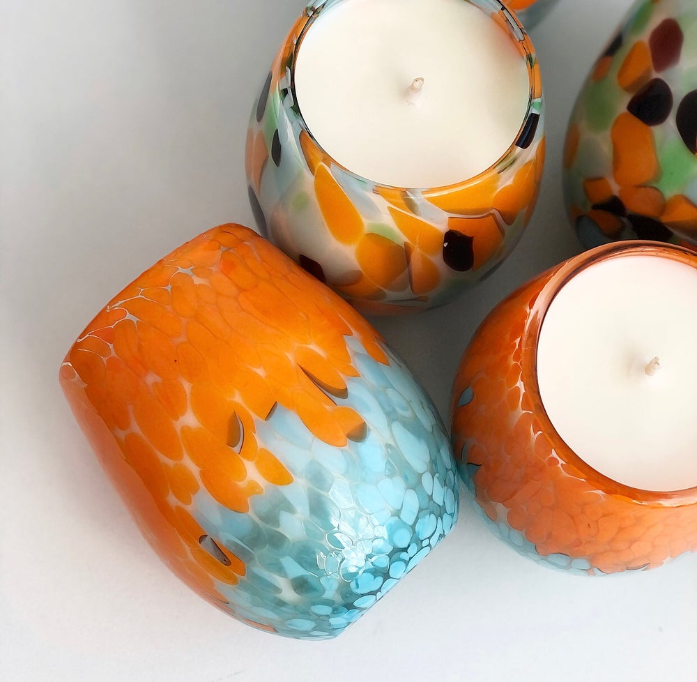 Image of SUNSET CANDLES