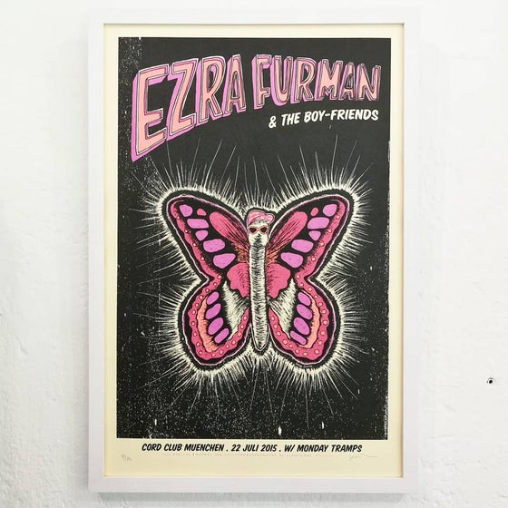 Image of EZRA FURMAN & THE BOY-FRIENDS