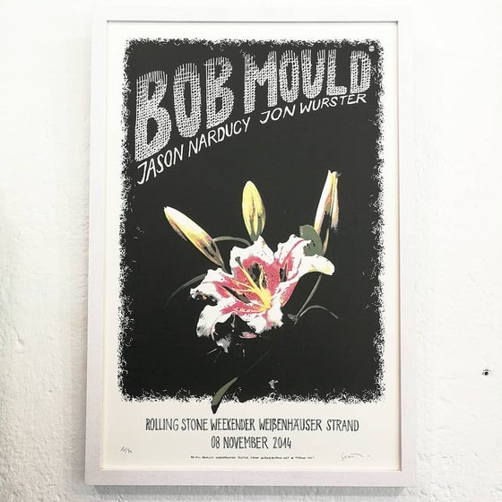 Image of BOB MOULD (rsw 2014)