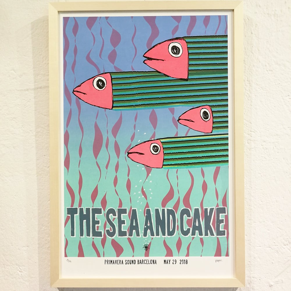 Image of THE SEA AND CAKE