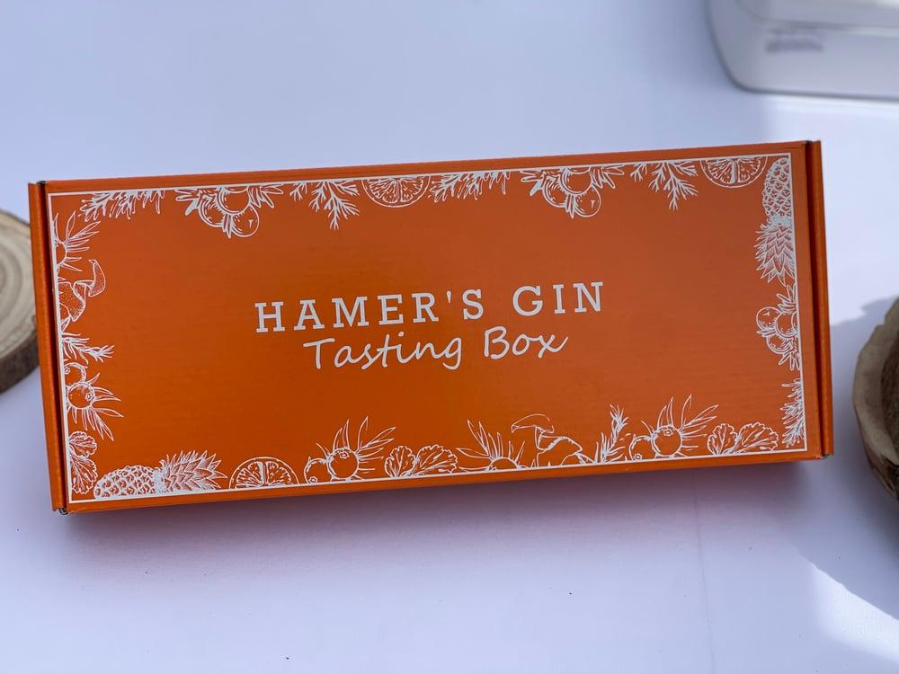 Image of Hamer's Tasting Box