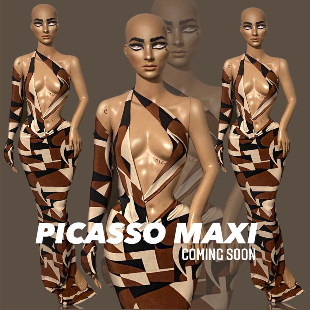 Image of Limited Edition Picasso Maxi