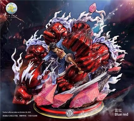 Image of [Last-Stock]One Piece TH Studio Luffy 1:6 Resin Statue