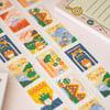 Washi tape stamp - Yokoso