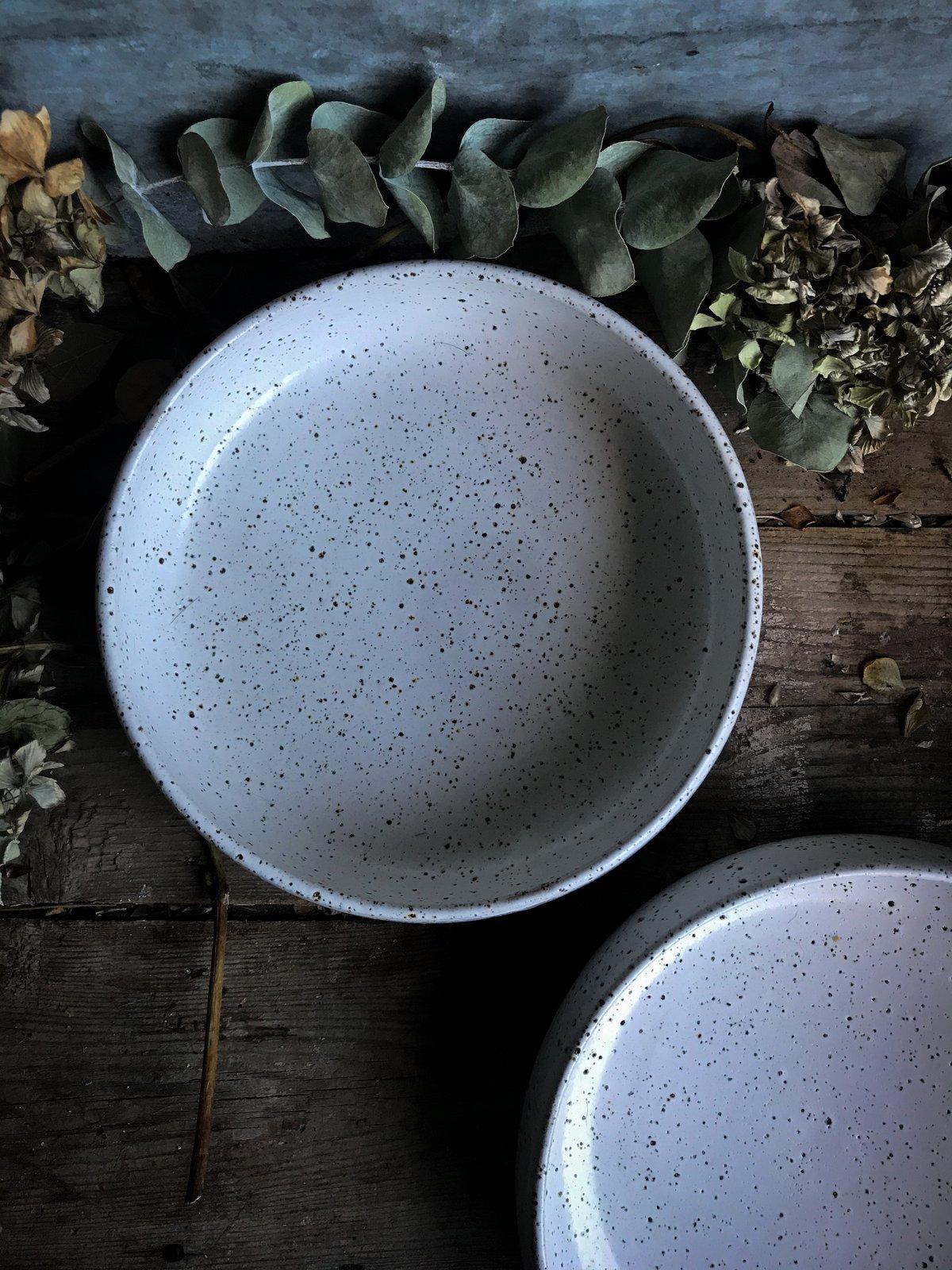 Image of Large full moon bowls