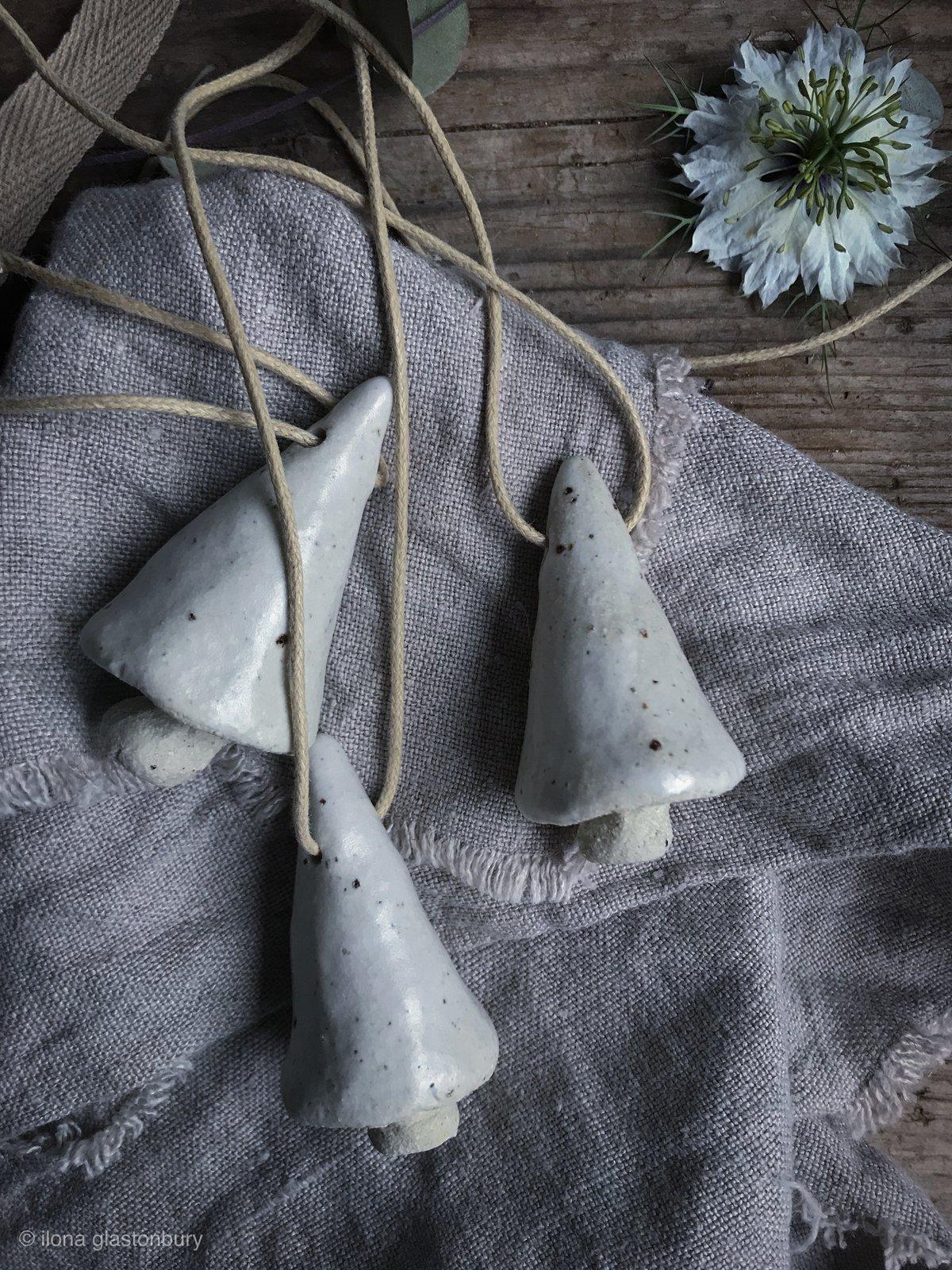 Image of WORKSHOP Ceramic Christmas Decoration making  Sunday Sept 26 2021