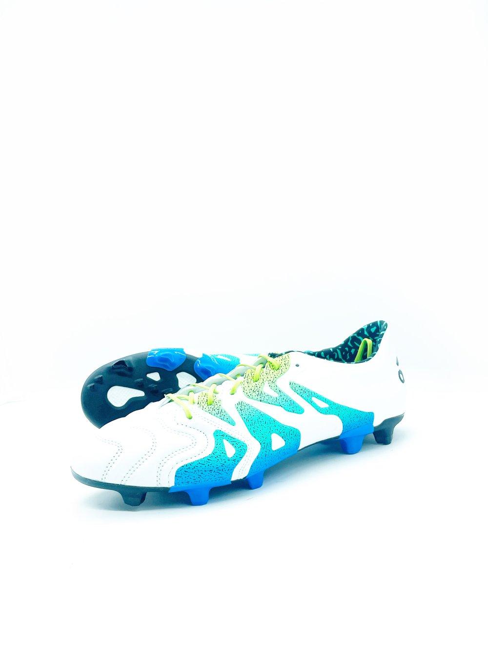 Image of Adidas 15.1 FG Leather white