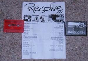 Image of First Four Years Discography Tape