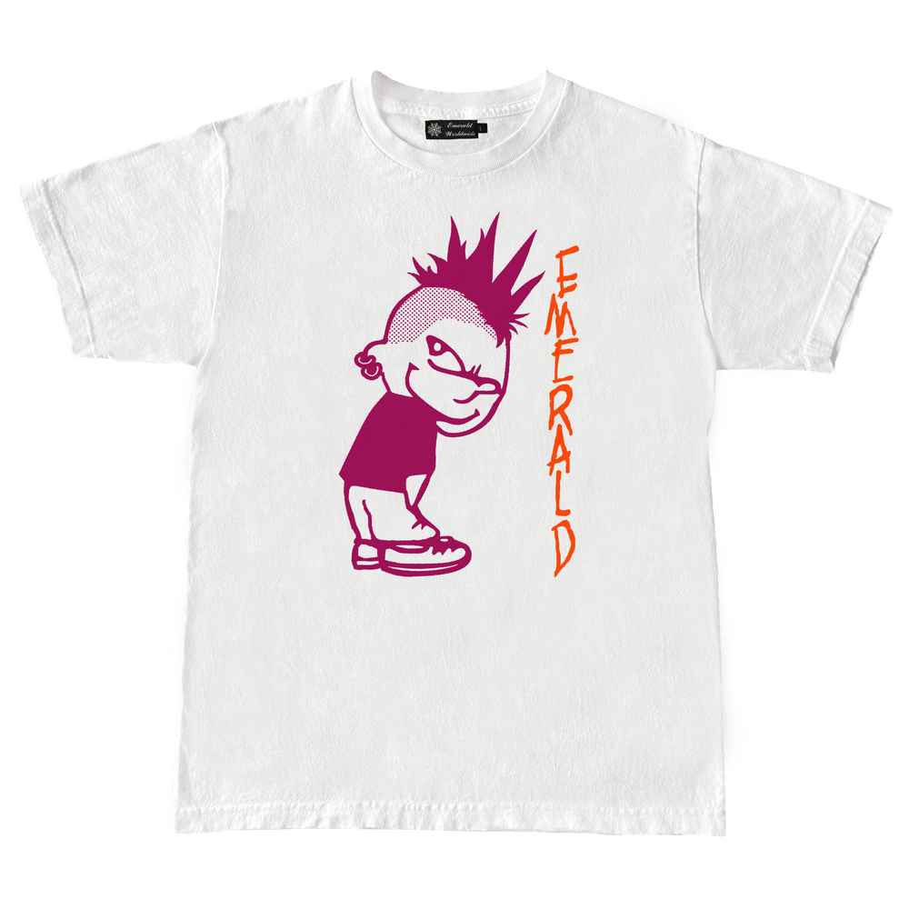 Image of Bully Tee (White)