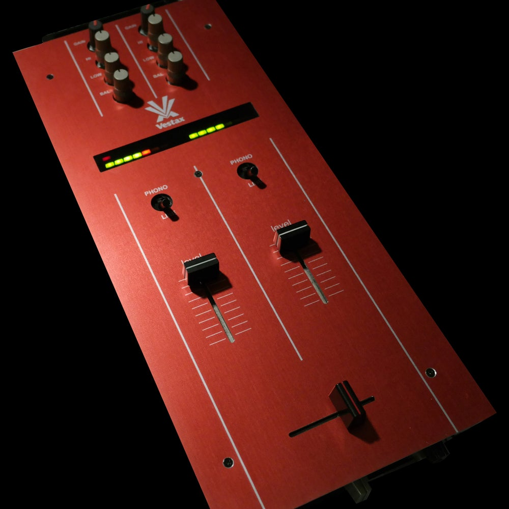 Image of NMCP CUSTOM FACEPLATE - Vestax PMC 06 - Colour
