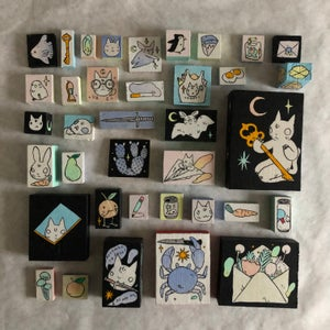 Image of Baby Paintings (Lot 21)