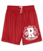 Image of Basketball shorts WITH POCKETS (PREORDER) RED