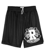Image of Basketball shorts WITH POCKETS (PREORDER) BLACK