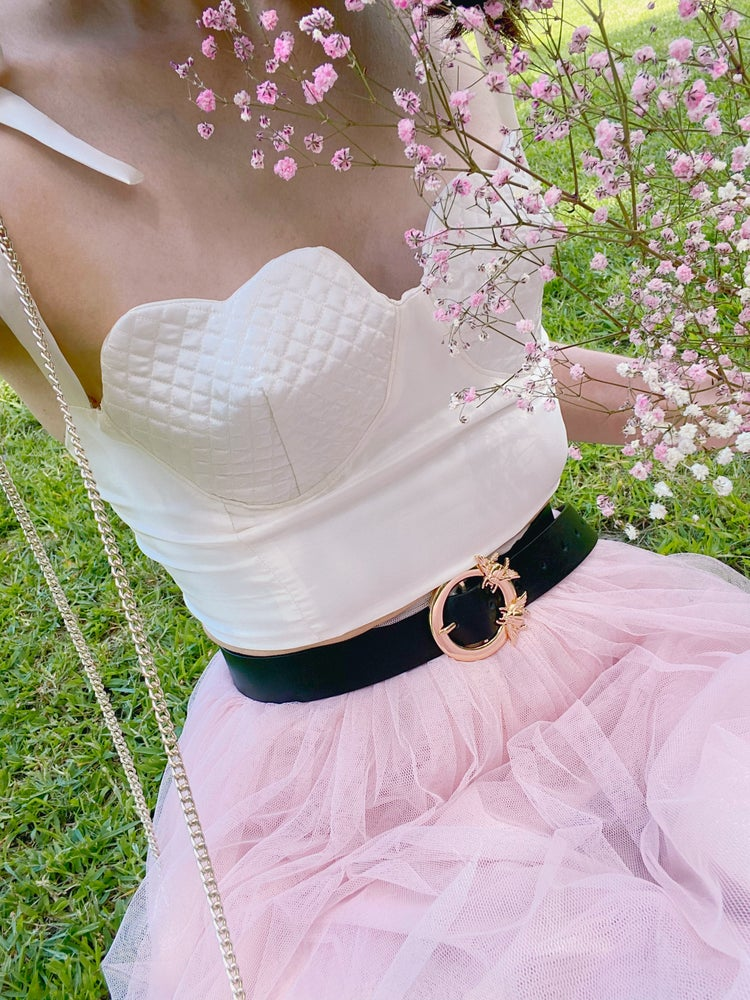 Image of St Valentine's Heart Bustier PDF Sewing Pattern