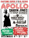 Daptone Super Soul Revue Silkscreen Poster