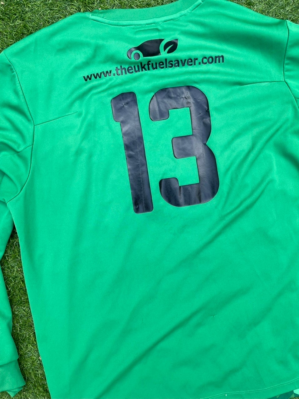 Player Issue 2013/14 Umbro Home Keeper Shirt