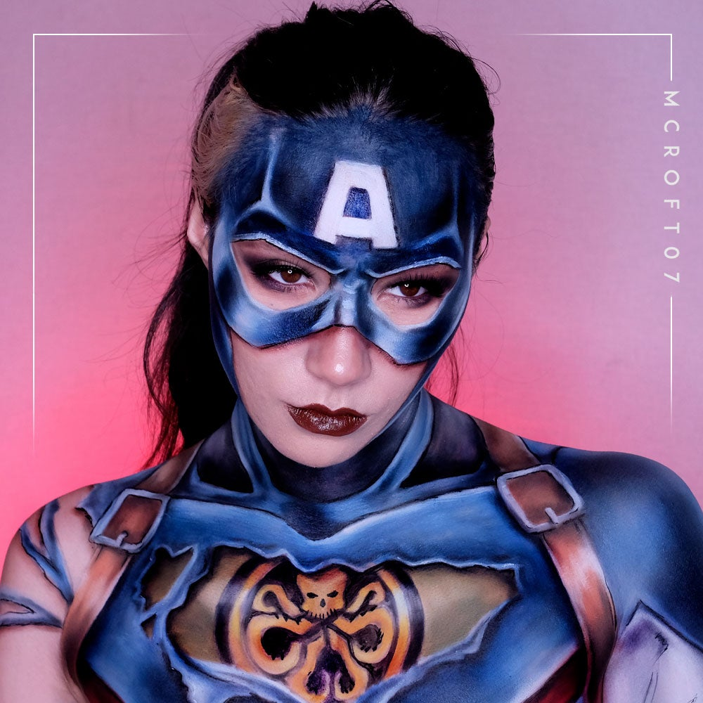 Image of Hydra Captain America