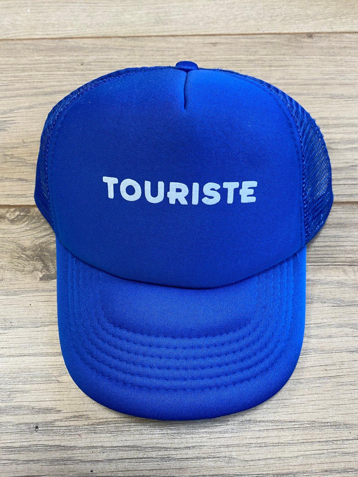 Image of Casquette Touriste