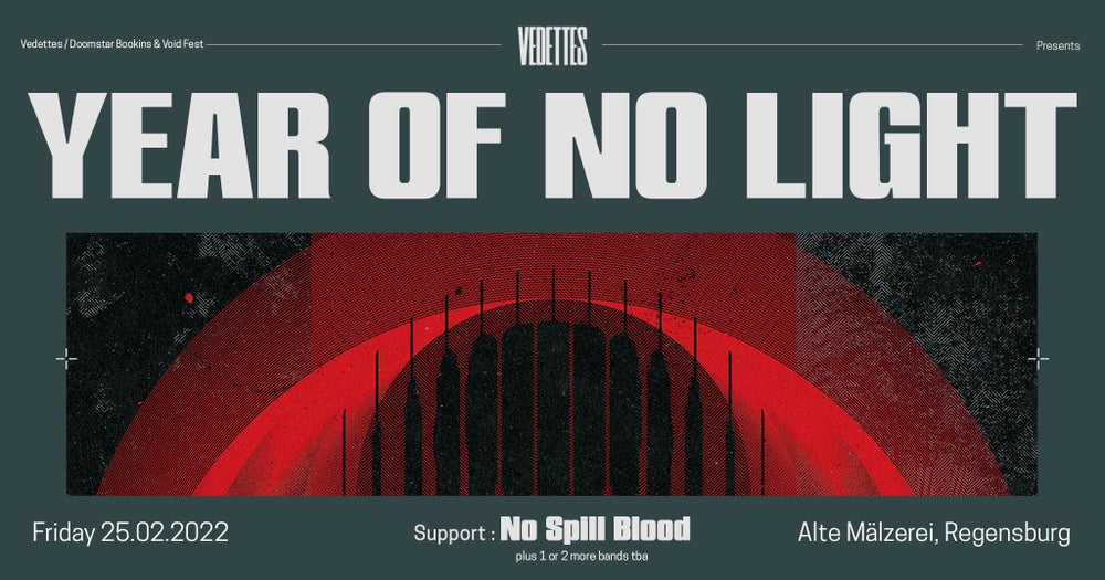 Image of Winter Void 2022 - YEAR OF NO LIGHT + Supports