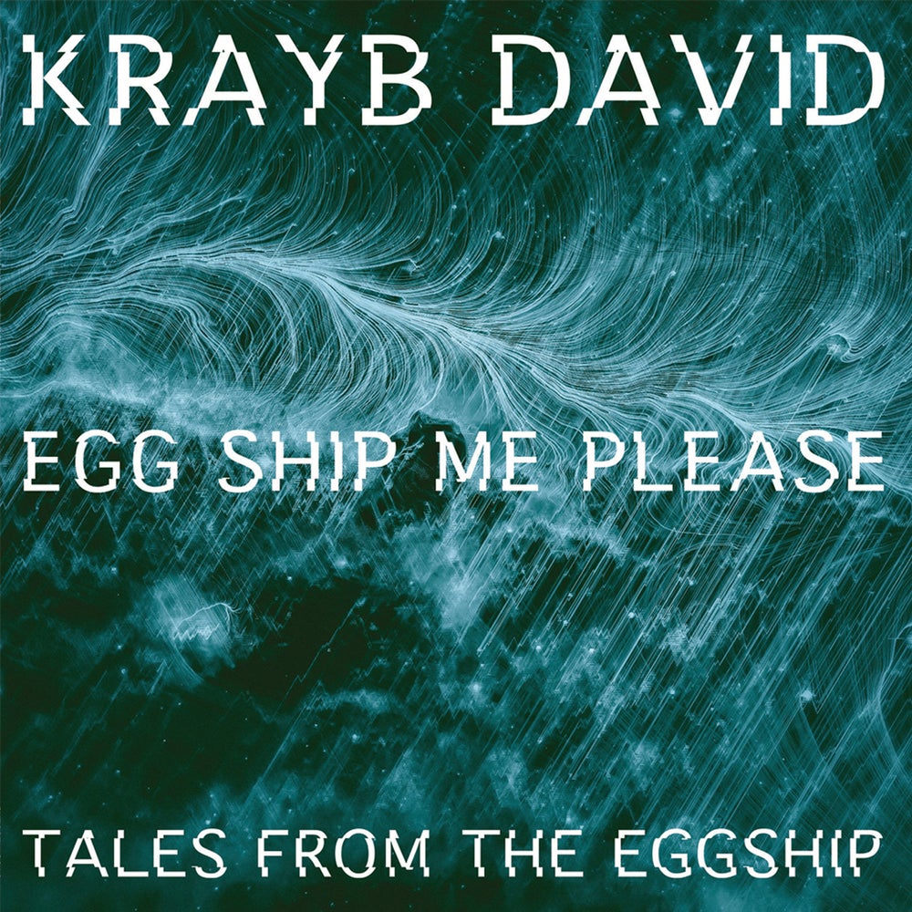 """Image of 12"""" VINYL - Krayb David - Egg Ship Me Please, Tales From The Eggship (CNP007)"""