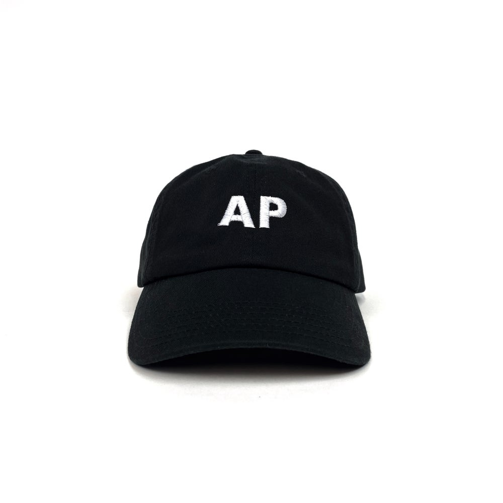 Image of AP EMBROIDERED CHAMPION BALL CAP