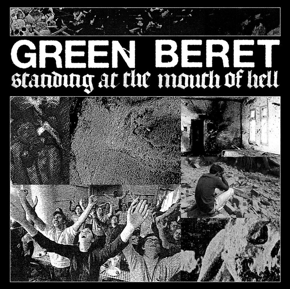 """Green Beret - Standing At The Mouth of Hell 12"""""""