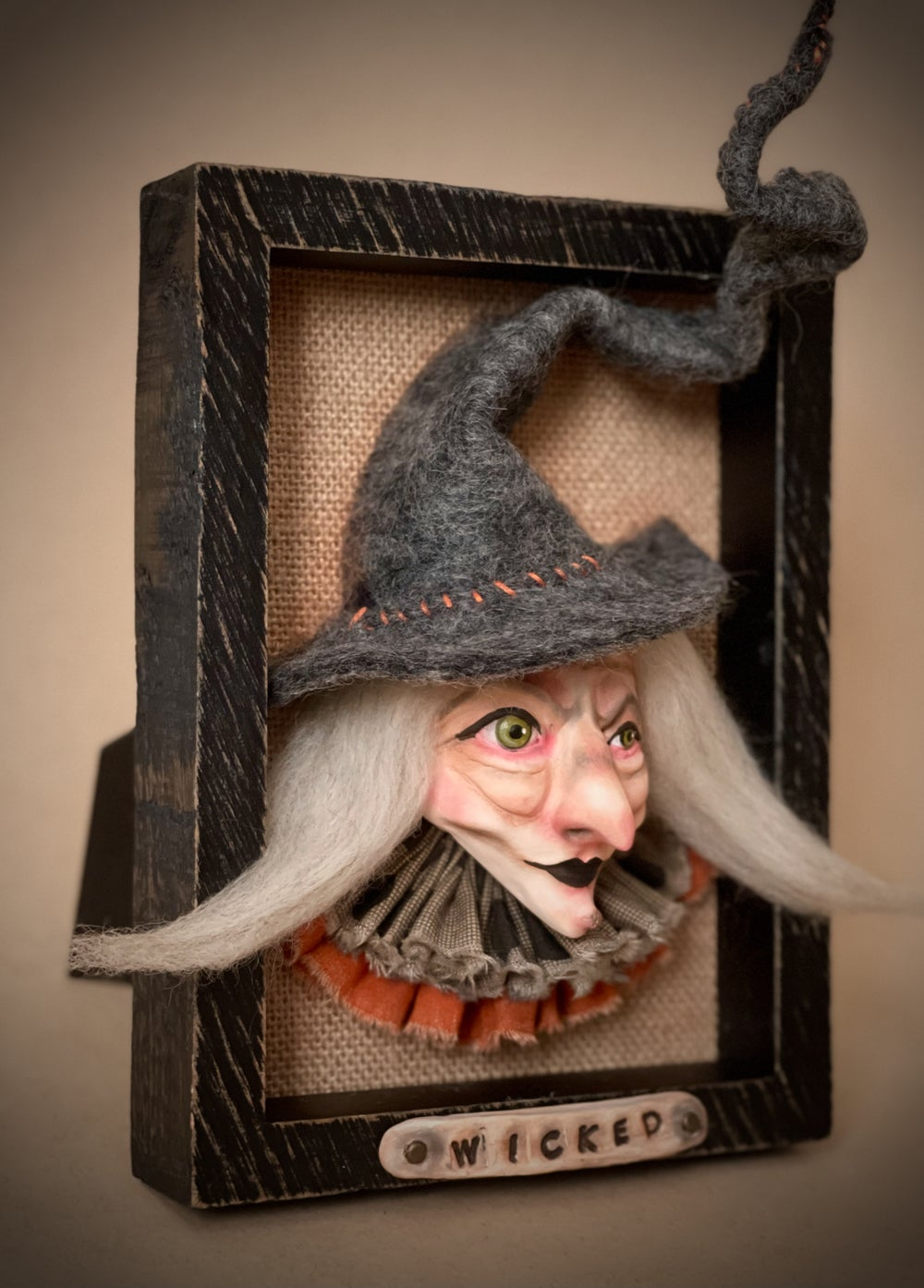 Image of Wicked Witch - Reserved for Adam