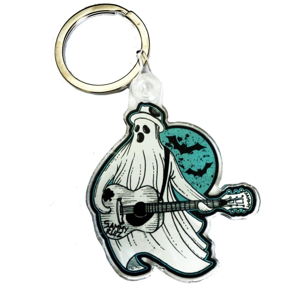 """Ghost of LA"" Key Chain"