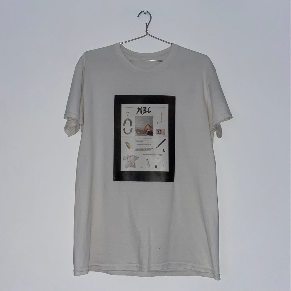 Image of POSTER TEE (WHITE)