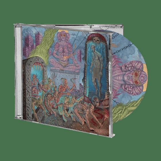 Image of UPHEAVAL CD