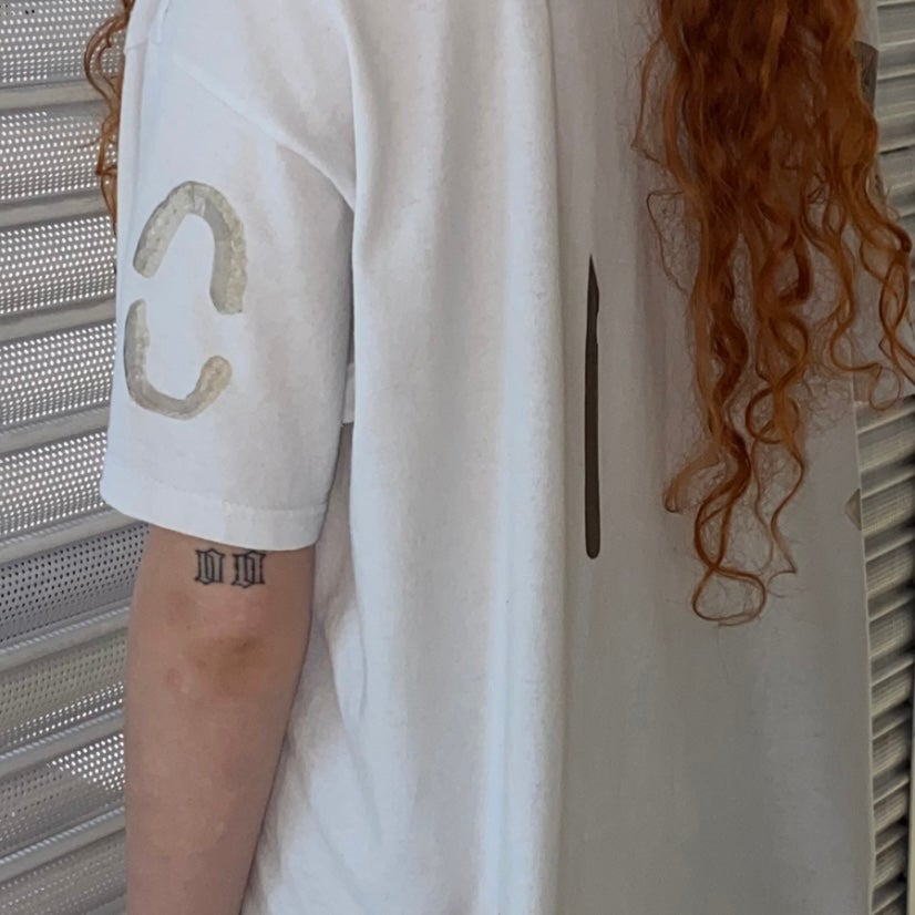 Image of THINGS I PUT IN MY BODY TEE