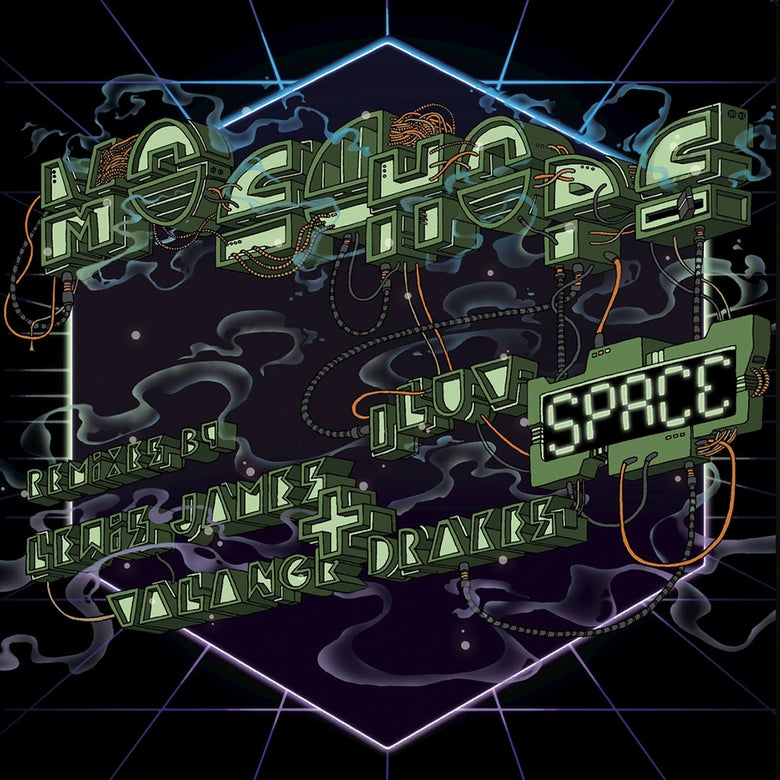 """Image of 12"""" VINYL - Moschops - I Luv Space EP (ALKV002)"""