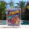 Vintage Spider Man 90s ToyBiz Case