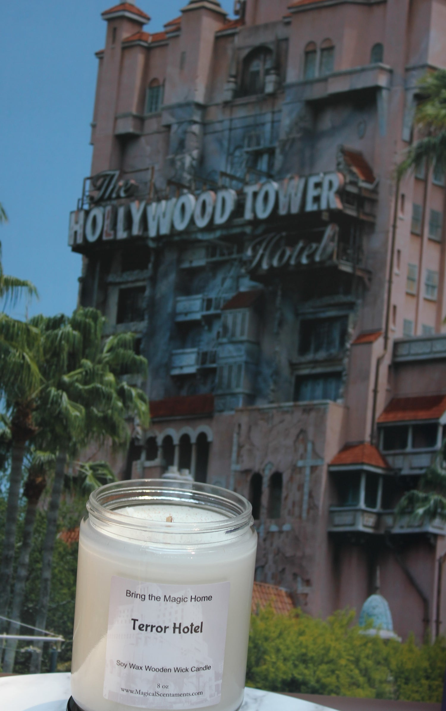 Image of Terror Hotel Inspired by The Tower of Terror!