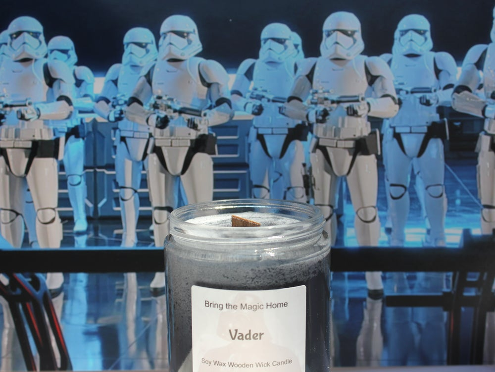 Image of Vader inspired by Lord Vader