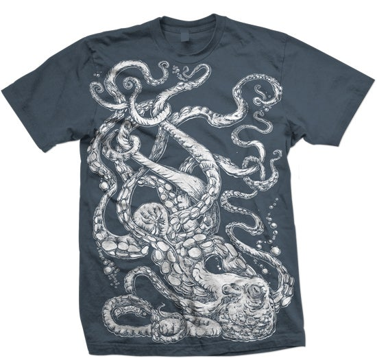 The Fresh Tentacles Apparel