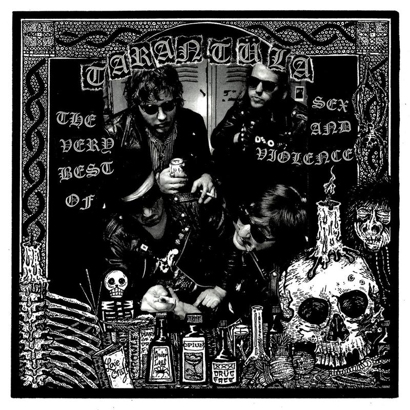 """Tarantula - The Very Best Of Sex and Violence 7"""""""