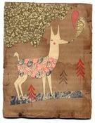 Image of Llama print