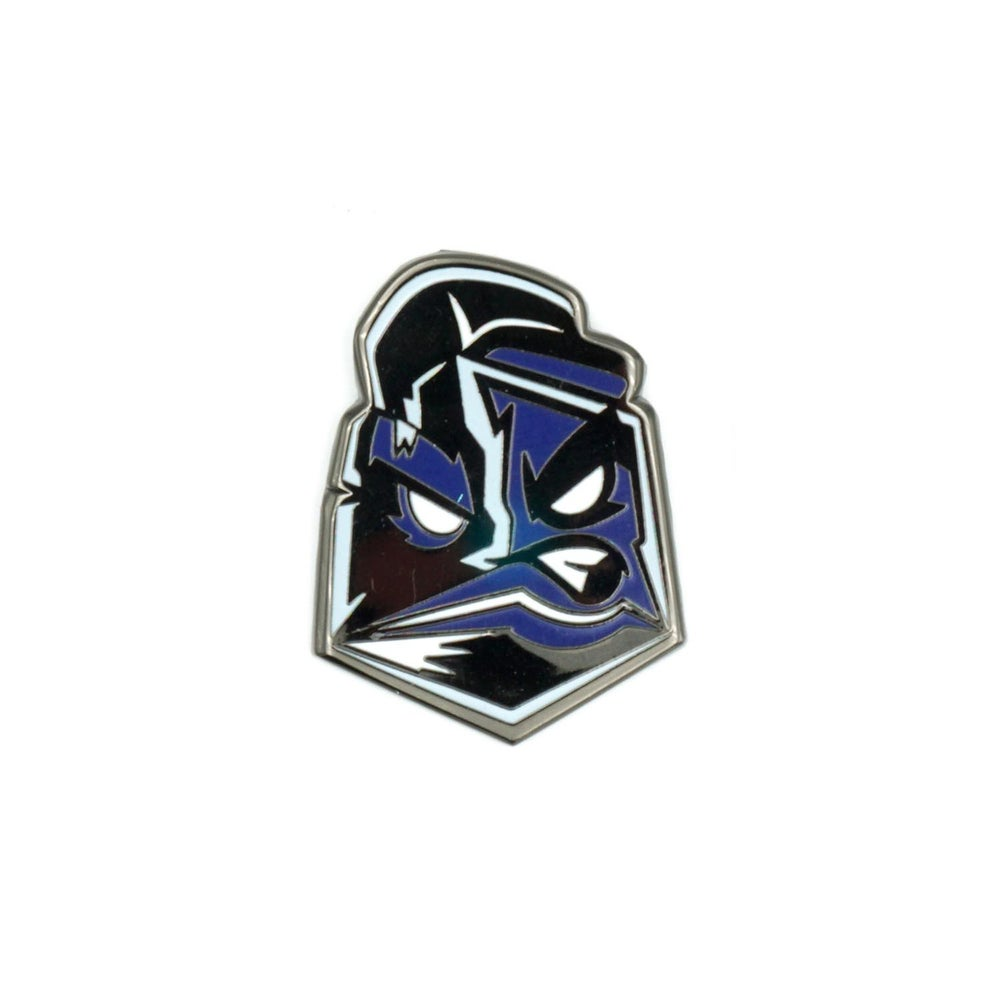 Cap Clubbers - Black Niceberry Pin