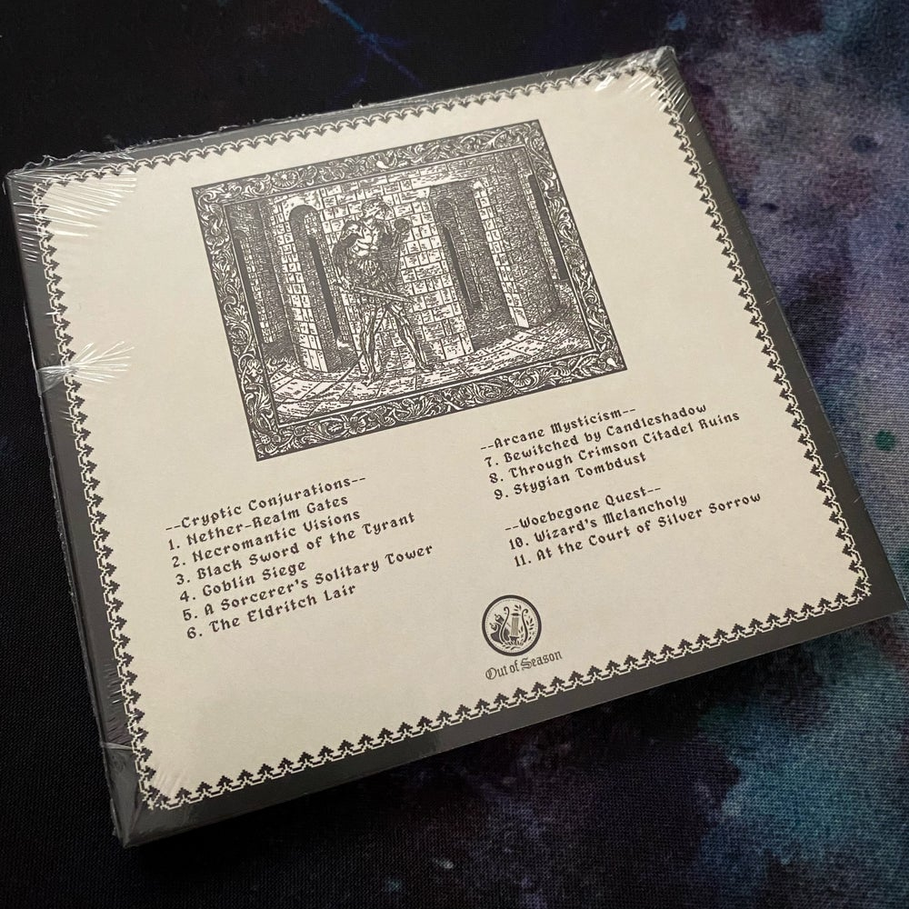 "Book of Skelos ""Magickal Atavism"" CD"